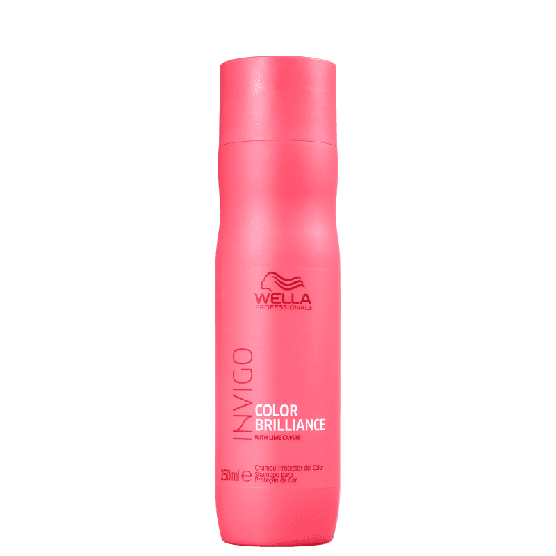 Shampoo Invigo Color Brilliance Wella Professionals 250ml