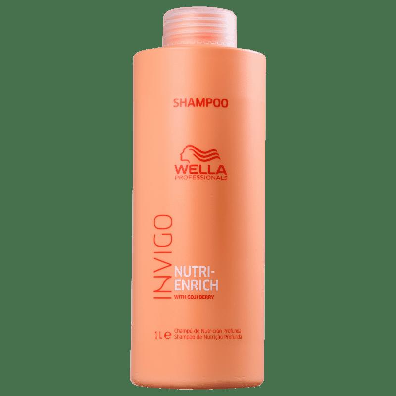 Shampoo Invigo Nutri-Enrich Wella Professionals 1000ml
