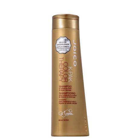 Shampoo  Joico K-PAK Color Therapy para Cabelos Coloridos 300 ml