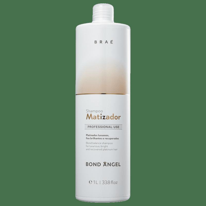 Shampoo Matizador Bond Angel Braé 1000ml