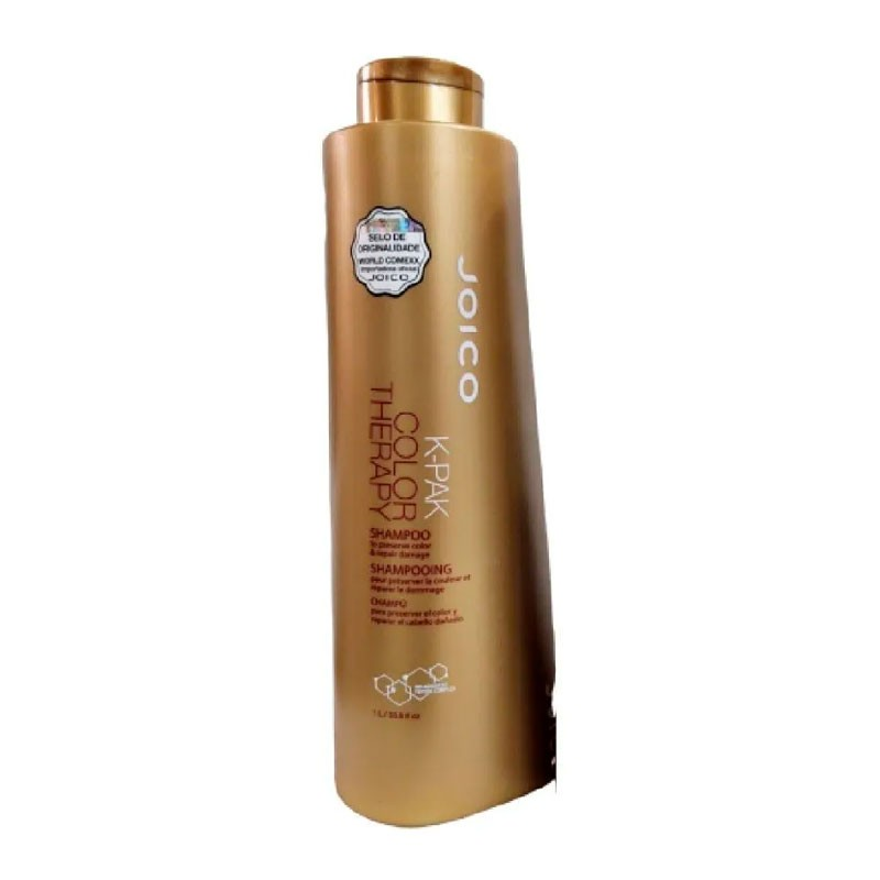 Shampoo para Cabelos Coloridos Joico K-PAK Color Therapy 1000 ml