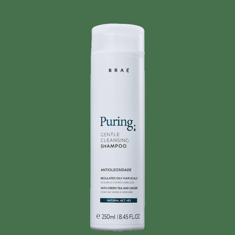 Shampoo Puring Anti-oleosidade 250ml Braé