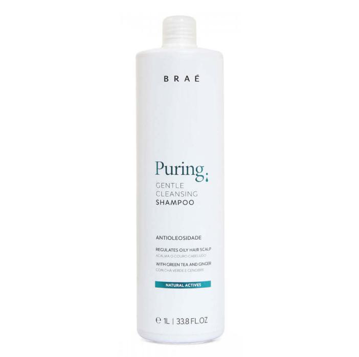 Shampoo Puring Anti-oleosidade Braé 1000ml