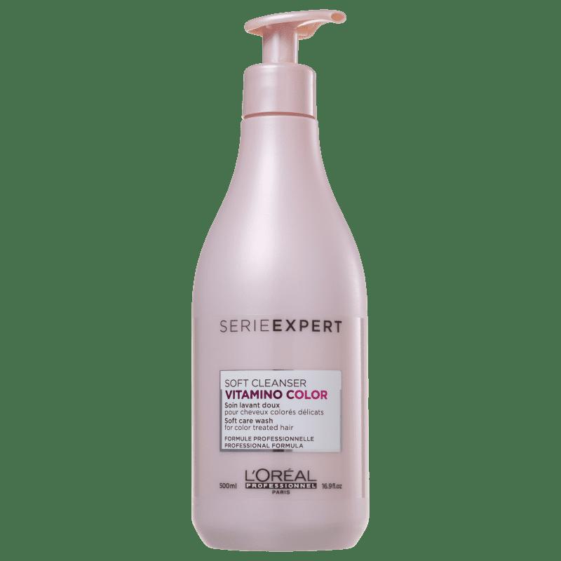 Shampoo Vitamino Color Resveratrol L?Oréal Professionnel Serie Expert 500ml