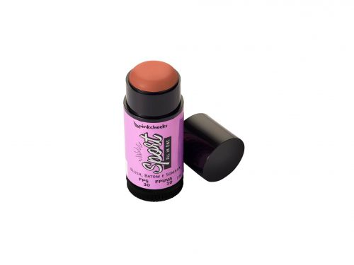 Sport Make Up Blush All in One Soft Peach 14g