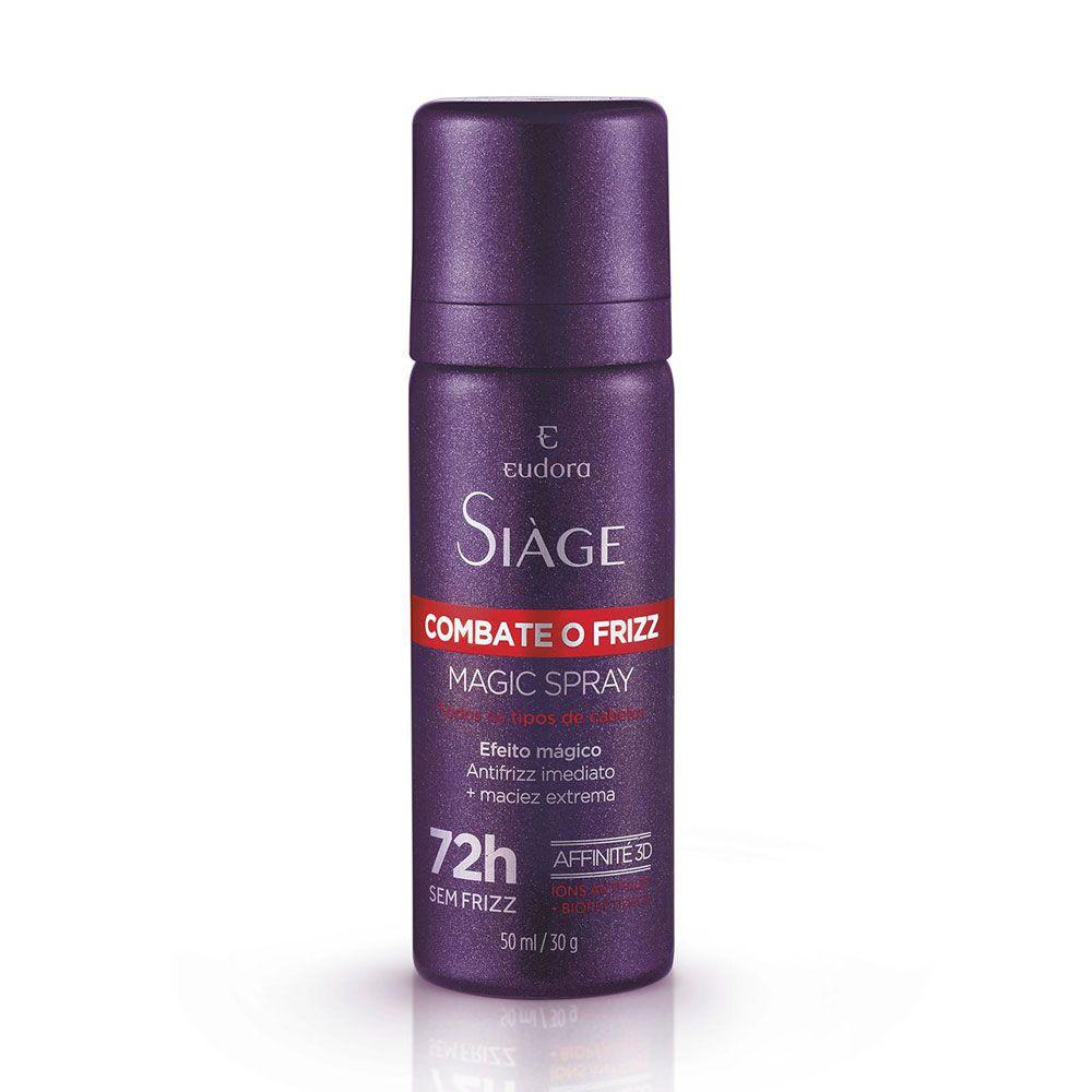 Spray Antifrizz Siàge Combate O Frizz 50ml