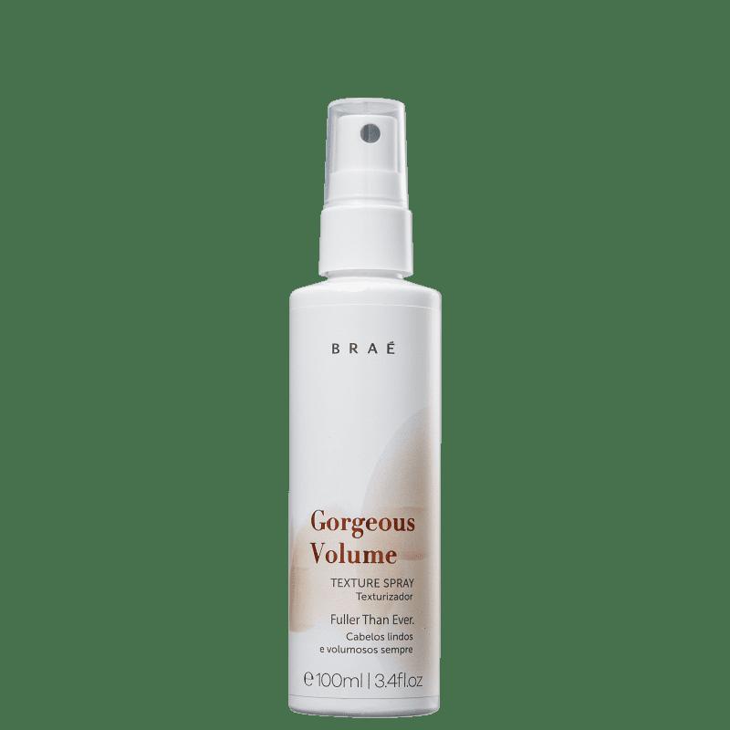 Spray Texturizador Gorgeous Volume Braé 100ml