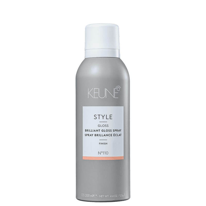 Style Brilliant Gloss Spray de Brilho Keune 200ml