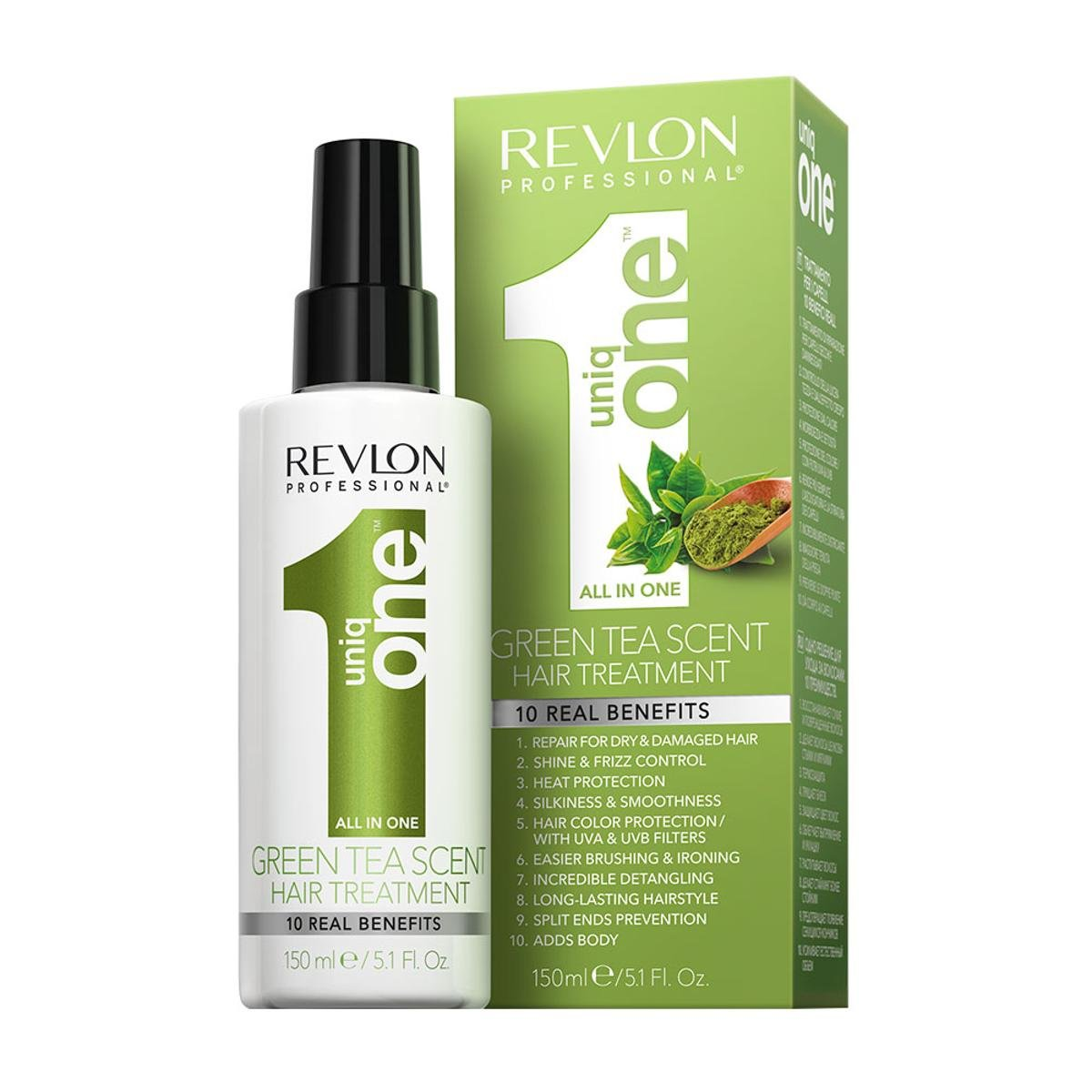 Uniq One Revlon All In One Green Tea 150ml