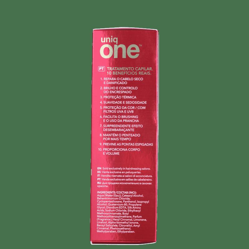 Uniq One Revlon Hair Treatment 10 Em 1 150ml  - Shine Shop Perfumes e Cosméticos