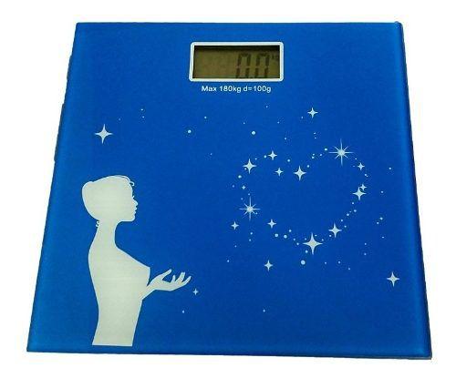 Kit Balança De Banheiro Digital 180kg 28x28cm E Cozinha 7kg