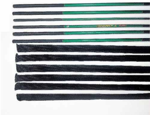 6 Vara de Mao Telescopica retratil 4,50m 6 Capa de Brinde Barato