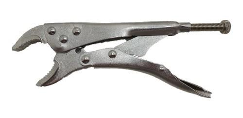 Alicate Pressao Mini Aço Forjado Mordente Curvo 7 Pol 19cm