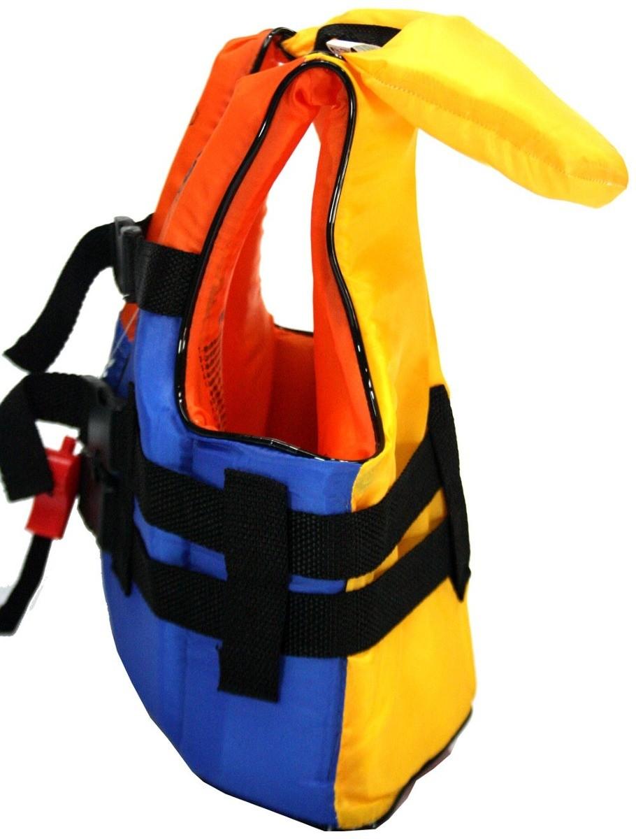 Colete Salva Vidas até 110kg auxiliar de flutuação