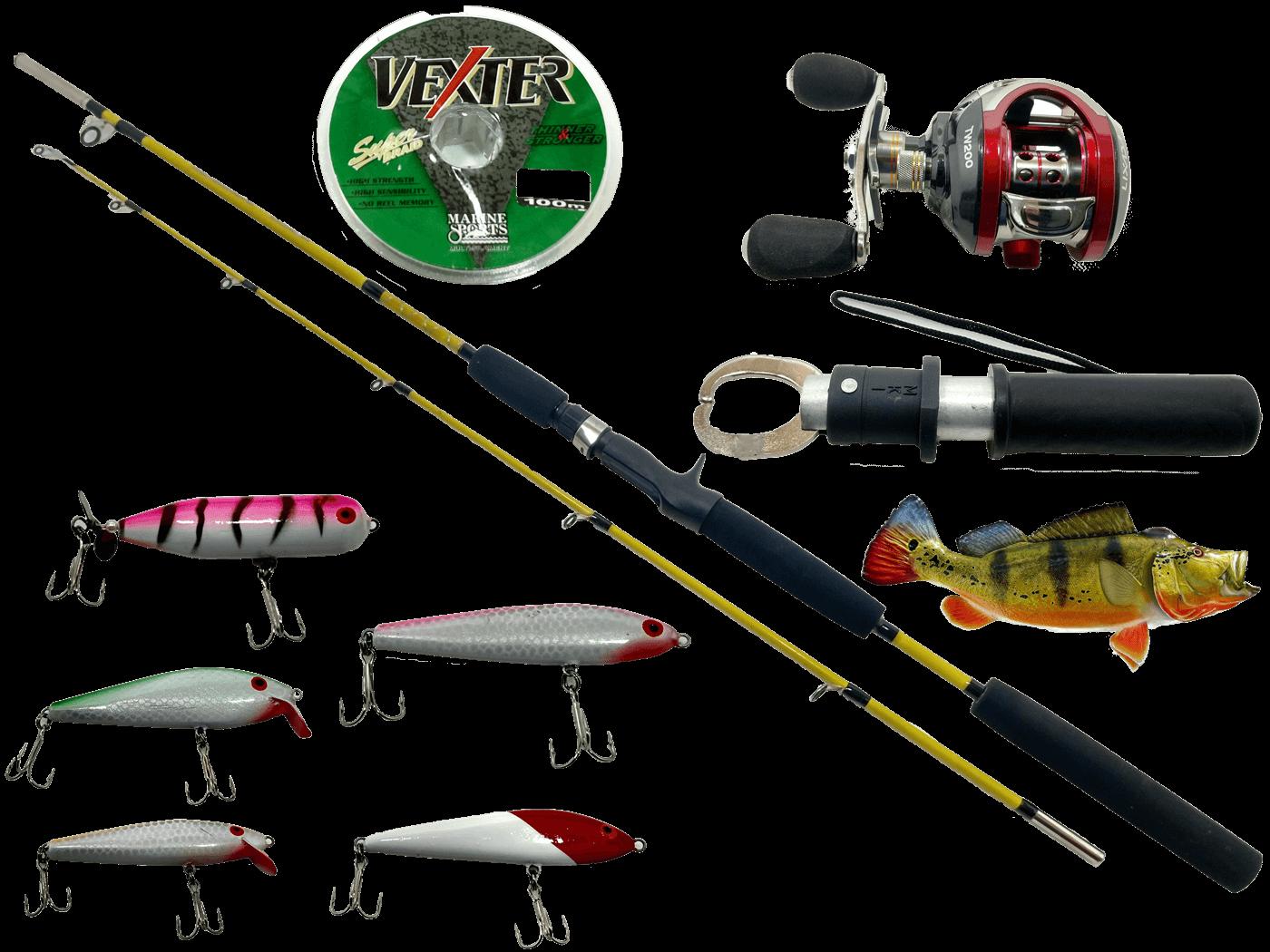 Vara De Pesca Completa 1,70m Carretilha 10 Rol 5 Iscas Linha