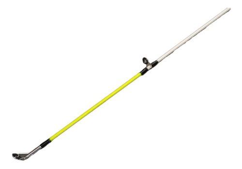 Vara De Pescar Para Molinete 2,40m 2 Partes 10-30kg Maciça