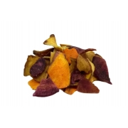 Chips de Batata Doce (Mix) - Granel