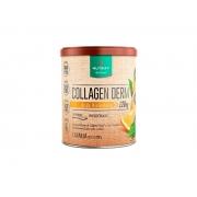Colágeno Hidrolisado com Verisol e Ácido Hialurônico sabor Laranja - Collagen Derm - Nutrify 330 Gr