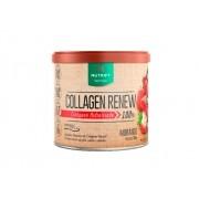Colágeno Hidrolisado 100% com Verisol Sabor Morango - Collagen Renew - Nutrify 300 Gr