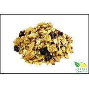 Granola Premium Tradicional com Açúcar Mascavo - Granel