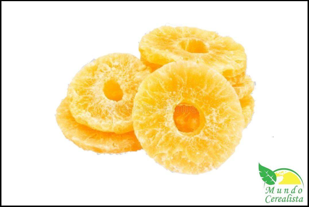 Abacaxi Glaceado - Granel  - Mundo Cerealista