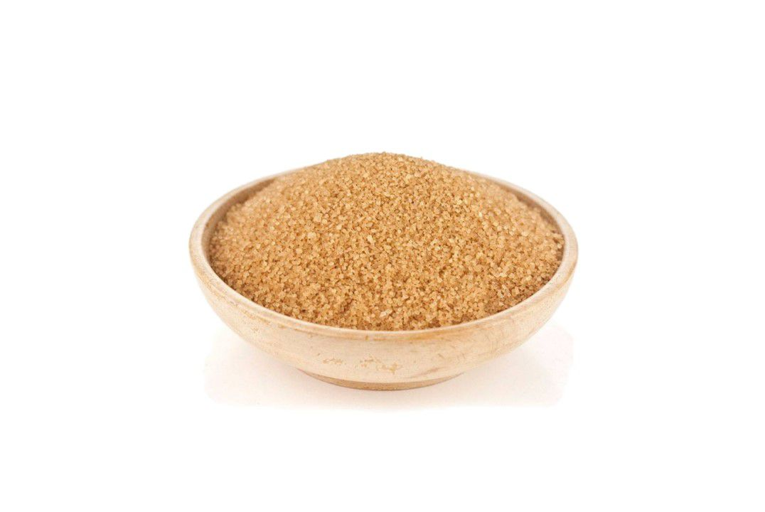Açúcar Demerara Orgânico - Granel  - Mundo Cerealista
