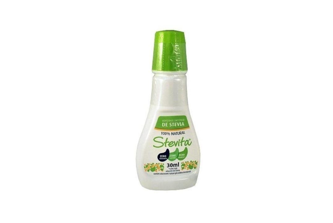 Adoçante Dietético de Stevia 30 ml - Stevita  - Mundo Cerealista