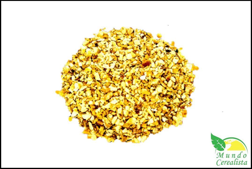 Alho Desidratado Granulado - Granel  - Mundo Cerealista