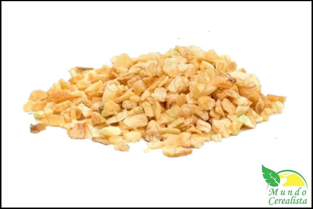 Alho em Flocos - Granel  - Mundo Cerealista