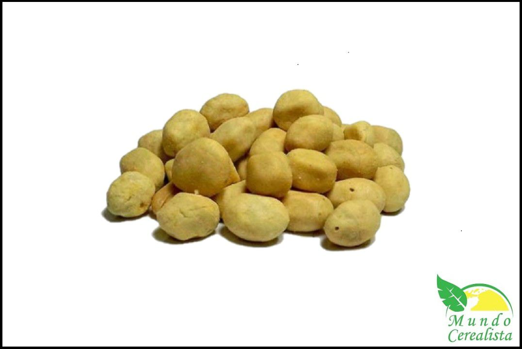 Amendoim Crocante - Granel  - Mundo Cerealista