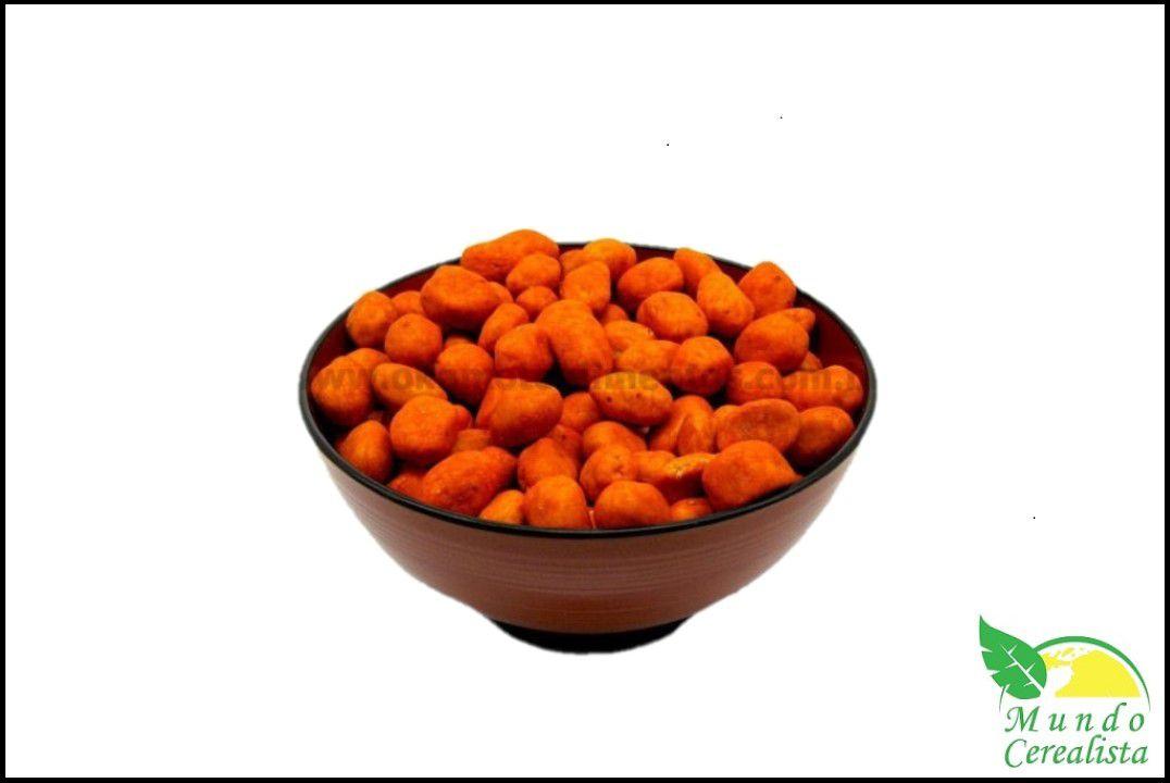 Amendoim Crocante Picante - Granel  - Mundo Cerealista