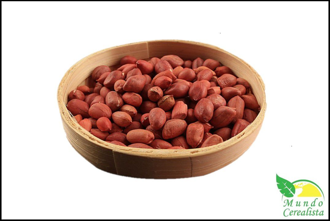 Amendoim Vermelho - Granel  - Mundo Cerealista
