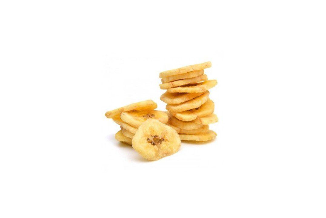Banana Chips Desidratada Doce  - Mundo Cerealista