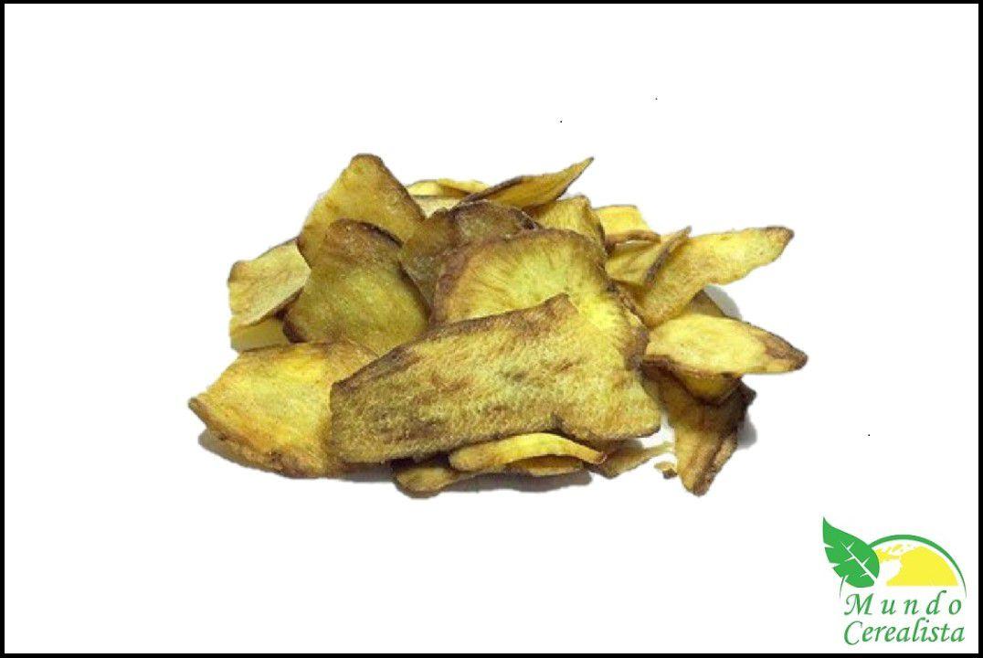 Batata Doce Chips - Granel  - Mundo Cerealista