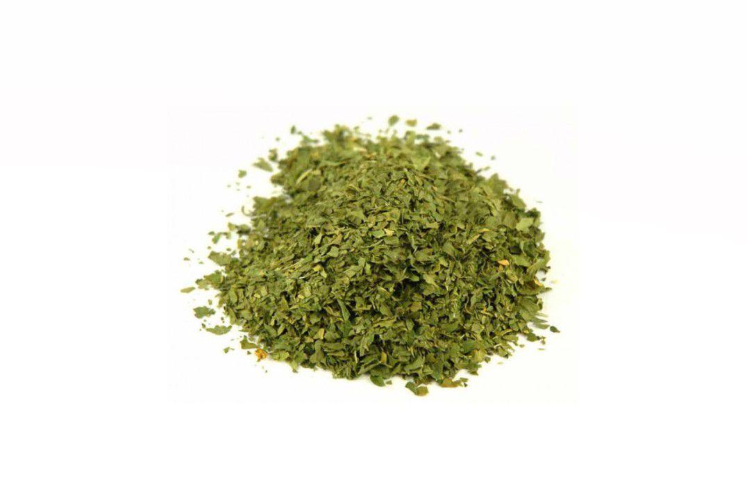 Cebolinha Desidratada em Folhas - Granel  - Mundo Cerealista