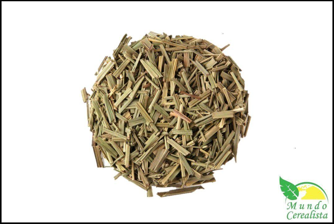 Chá Capim Cidreira - Granel  - Mundo Cerealista