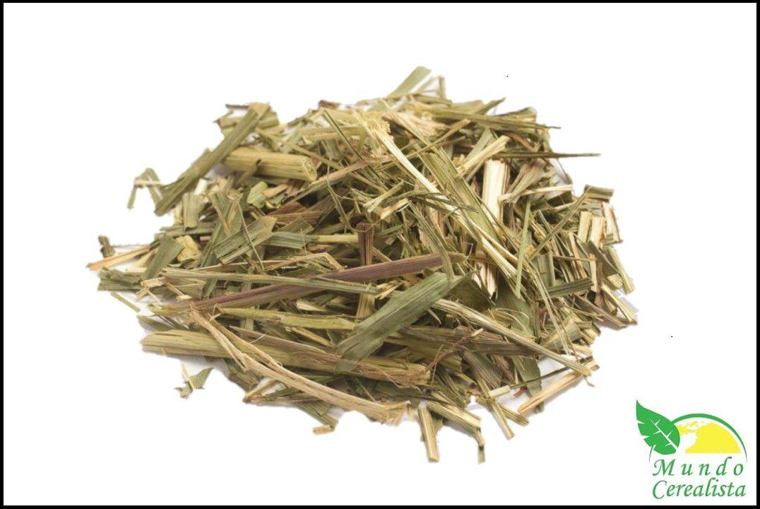 Chá de Capim Limão ou Capim Cidreira - Granel  - Mundo Cerealista
