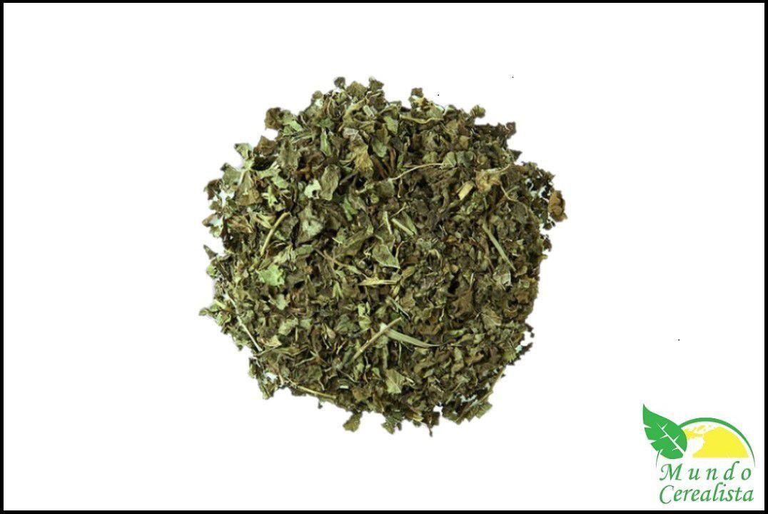 Chá de Melissa (Ou Erva Cidreira) - Granel  - Mundo Cerealista