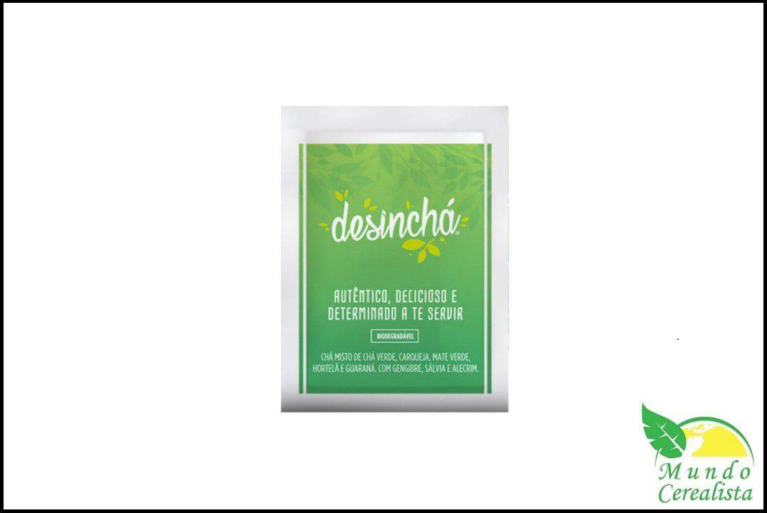 Chá DesinChá Sachê (unidade)  - Mundo Cerealista