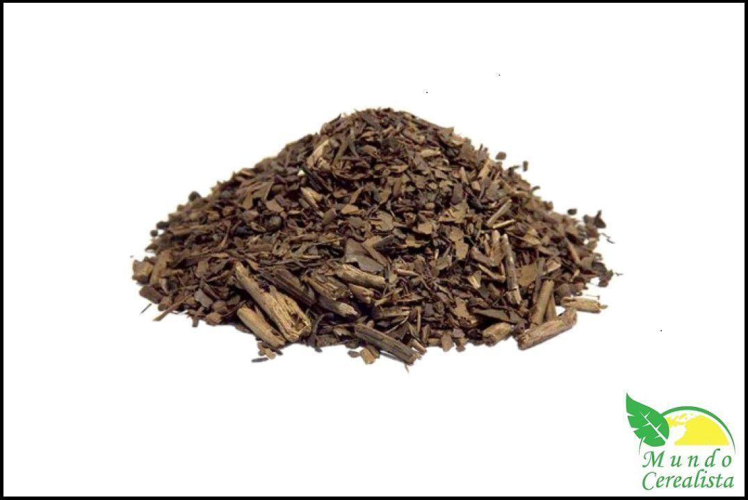 Chá Mate Tostado - Granel  - Mundo Cerealista