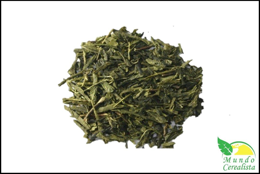 Chá Verde - Granel  - Mundo Cerealista