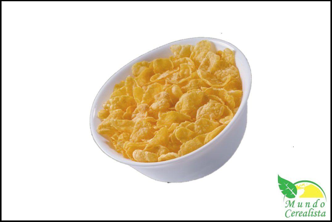 Corn Flakes Leite Condensado - Granel  - Mundo Cerealista