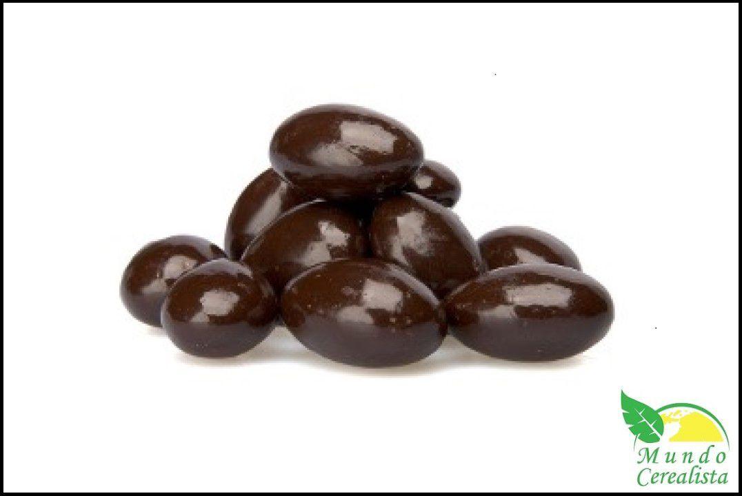 Drageado com Licor de Conhaque (chocolate fino Liege) - Granel  - Mundo Cerealista