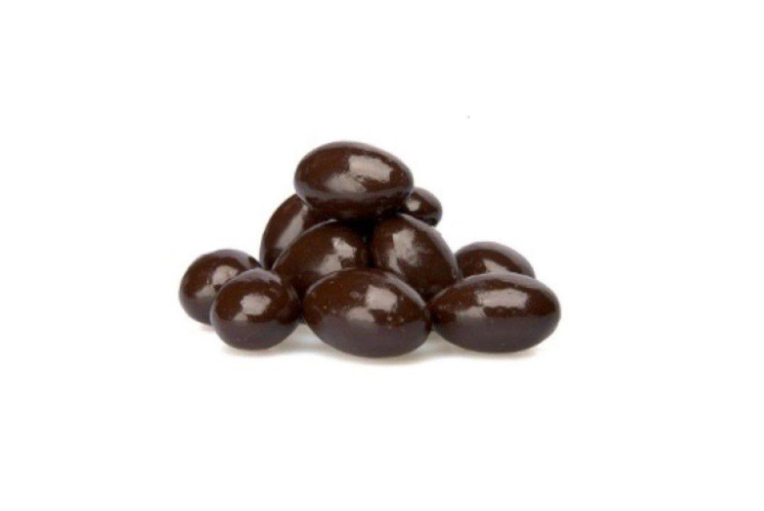 Drageado de Amêndoas (chocolate fino Liege) - Granel  - Mundo Cerealista