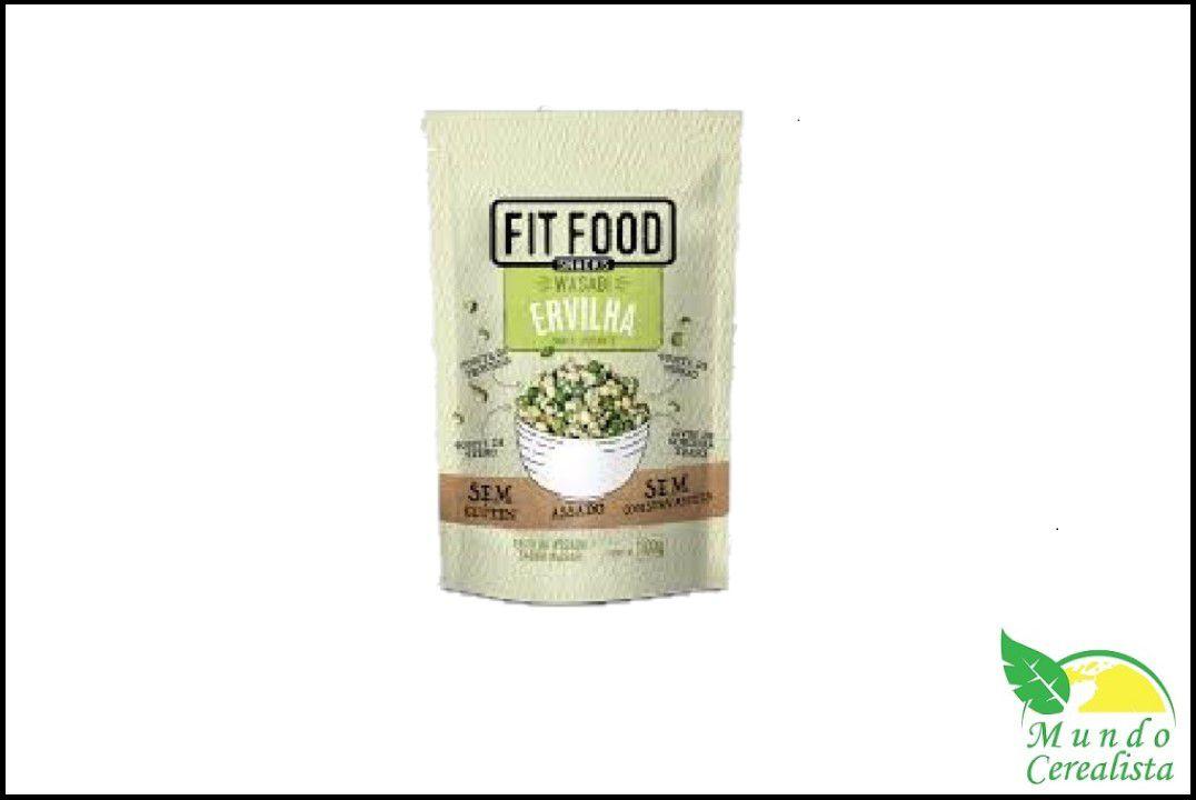 Ervilha com Wasabi Fit Food - 100 Gr  - Mundo Cerealista