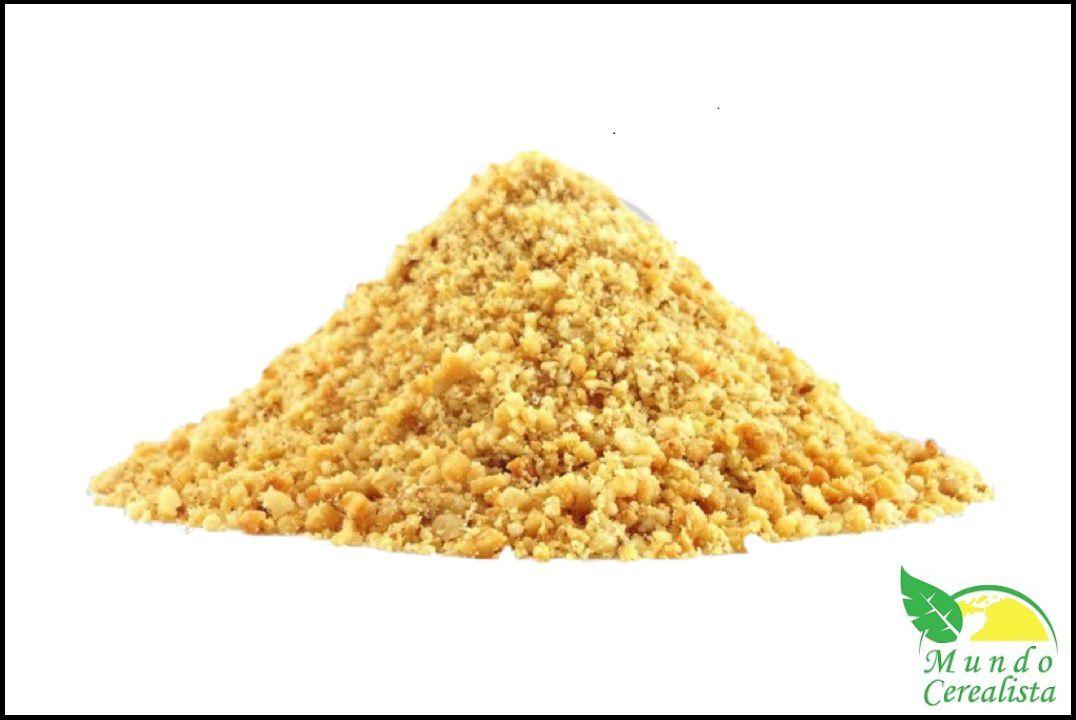 Farinha de Amendoim - Granel  - Mundo Cerealista