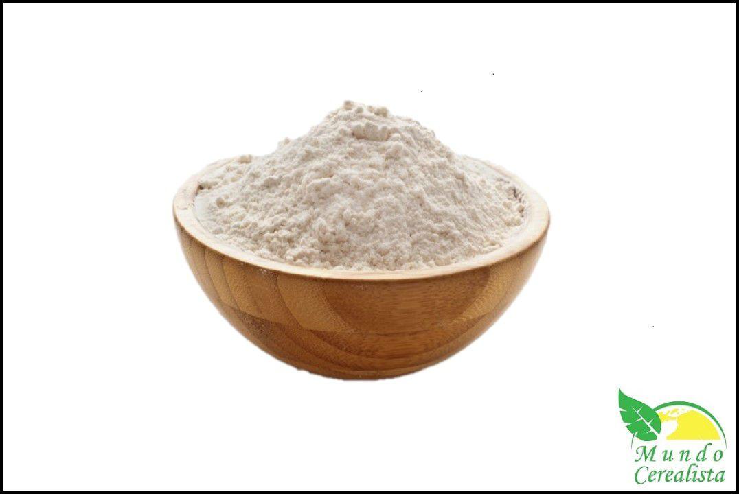 Farinha de Arroz - Granel  - Mundo Cerealista