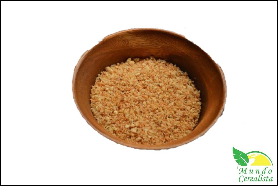 Farinha de Castanha de Caju Crua - Granel  - Mundo Cerealista