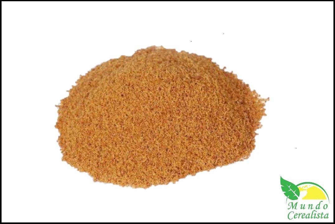 Farinha de Côco Escura - Granel  - Mundo Cerealista