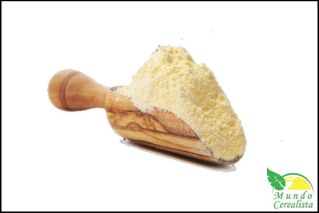 Farinha de Grão De Bico - Granel  - Mundo Cerealista